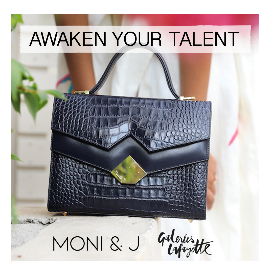 Awaken Your Talent - Moni & J - High quality luxury fashion brand