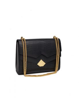 Chou-Bag-Black-Croco