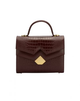 Chou-bag-Brown-Croco-001