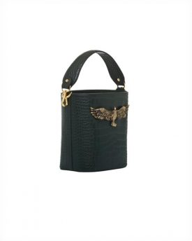 Eagle-Bucket-Olive-Green-Croco-2