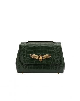 Jida-Small-Olive-Green-Croco-001